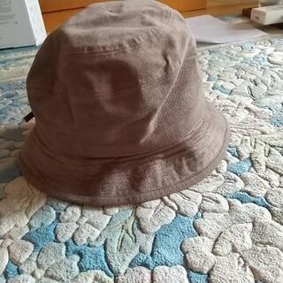 人工皮革スウェード 帽子