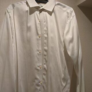 【ネット決済】【10枚セット】白シャツ サイズ SKINNY M...