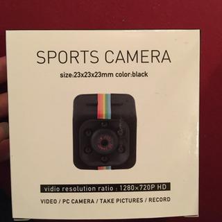 スポーツカメラ
