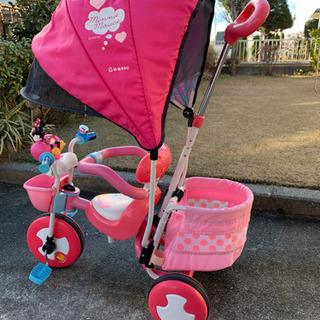 ミニー3輪車