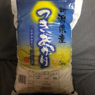 新米 20kg分あります 新潟県産 つきあかり 5kg