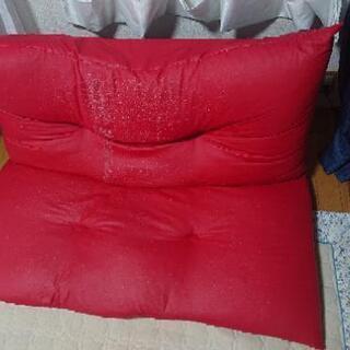 【取引終了】ソファサイズの座椅子