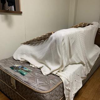 【ネット決済】ベッド ソファーセット