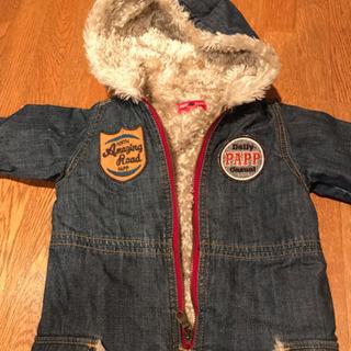 乳児服 サイズ80