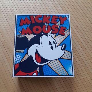 ミッキー A4サイズファイル