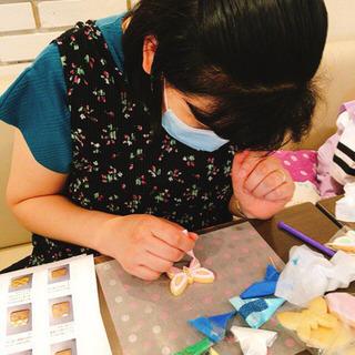 話題の和柄をアイシングクッキーで作れます!レッスンリクエスト受付中 − 神奈川県