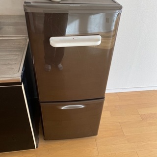 中古冷蔵庫、洗濯機