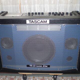 TASCAM GA-100CDトータル100W ギターアンプ