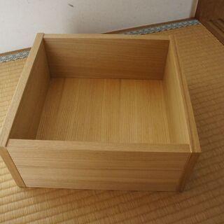 木箱(合板)4個セットの画像