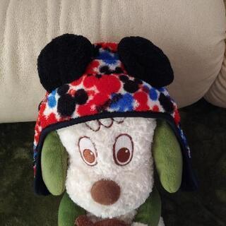 子供用ミッキー帽子