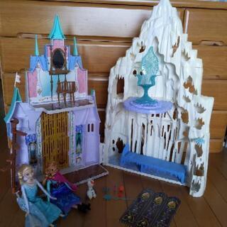 アナと雪の女王 アナのお城とエルサの宮殿 プレイセット