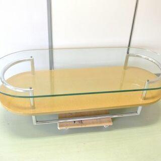 d/ HUKLA 日本フクラ ガラステーブル