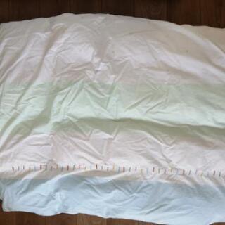 オールシーズン 洗えるベビー羽毛布団 11点セット ダウン90%