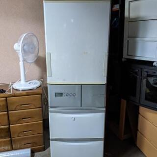 SHARP 冷蔵庫 約400l