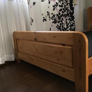 シングルベッド - 家具