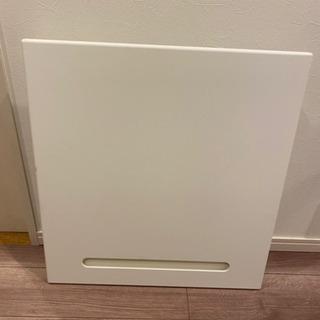IKEA棚扉1枚ヒンジ付き2枚