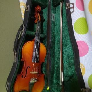 スズキ 1/8 No.220 バイオリン ヴァイオリン