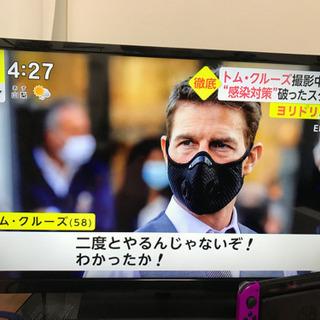 テレビ REGZA 32型の画像