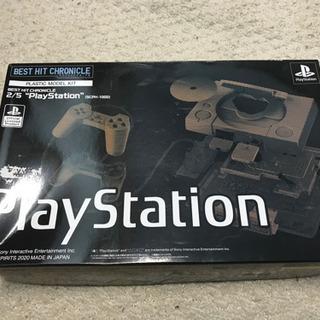 PlayStation プラモデル プレイステーション