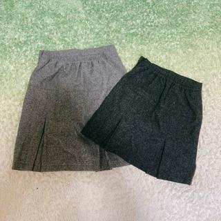 姉妹用 お揃い スカート2点セット