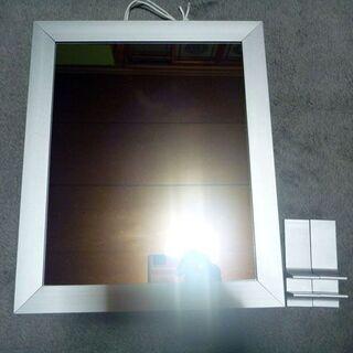045 美品)ニトリで買った鏡
