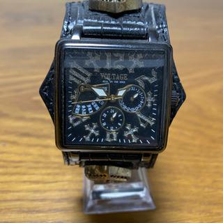 【ネット決済・配送可】VOLTAGE REQUIEM 腕時計