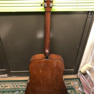 値下げ★中古★アコースティックギター Morris MD-501 ジャンク品 - 生駒市