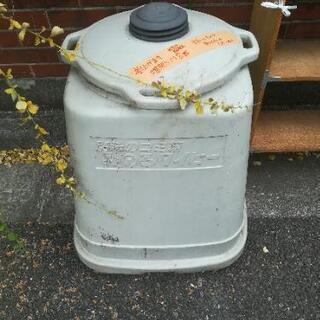堆肥作り容器