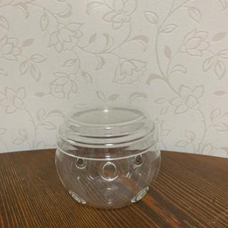 蓋付きガラス - 生活雑貨