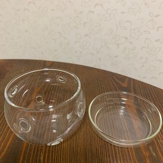 蓋付きガラス - 福岡市