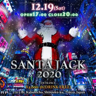 SANTA JACK 2020