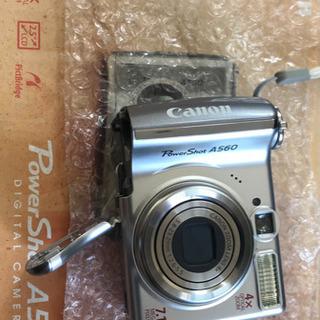 Canon powerShot A560 digital cam...