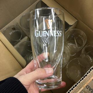 ギネスビール専用グラス 12個