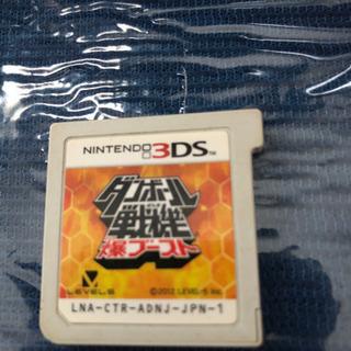 3DSダンボール戦機爆ブースト