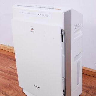 4174 美品 Panasonic パナソニック 加湿空気…