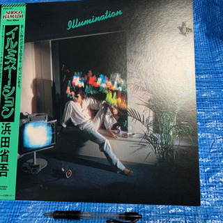 浜田省吾LPレコード