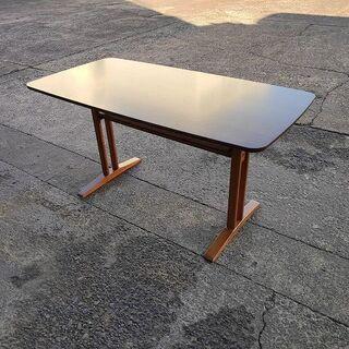カリモク カリモク60カフェテーブル『美品中古』高さ600  【...