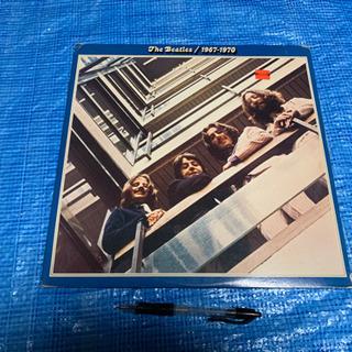青盤、THEビートルズ/1967ー1970.LPレコード2枚組み