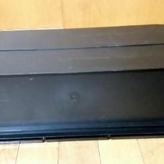 中古CDラック24個収納可ブラックカラー − 福岡県