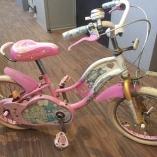 お子様用自転車