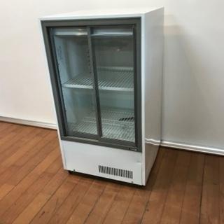 サンデン 冷蔵ショーケース MU-230XD 154L 冷蔵庫 ...