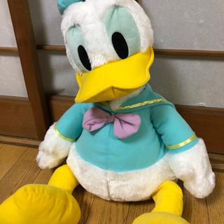 【ぬいぐるみ】ドナルドダック