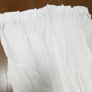 【取引中】レースカーテン ニトリ 100×133サイズ