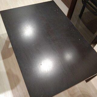 【ネット決済】リビングテーブル、ローテーブルお譲りします