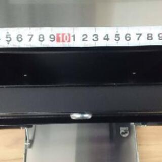 ・・・受渡予定者決定済・・・中古品 カバポスト(郵便ポスト)クルミ自然木 磁石閉め 鍵付き 壁掛け - パソコン