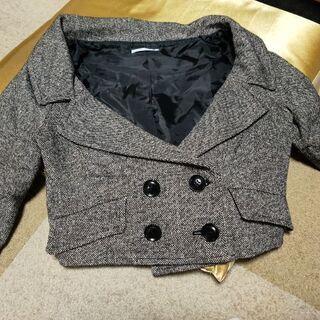 レディースジャケット冬用 大人用Sサイズ