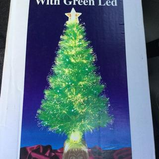 LEDクリスマスツリー☆120cm