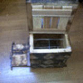 日本蜜蜂巣箱: 置くだけ・すぐ使えますスリム型.・5段式 (4段...