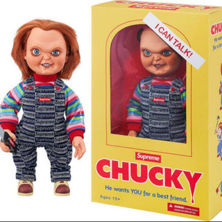 Supreme Chucky Doll Child's P…