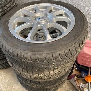 【ネット決済】スタッドレスタイヤ 165 65R15